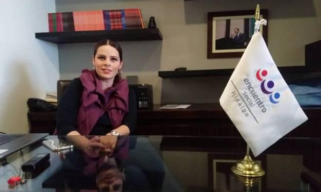 Encuentro Social exhorta a Morena a aprobar reforma electoral