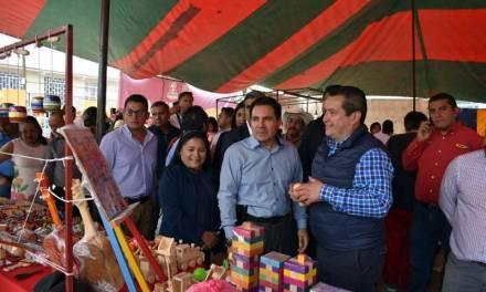 Mujeres de Zapotlán realizan Expo-Venta Artesanal y Gastronómica