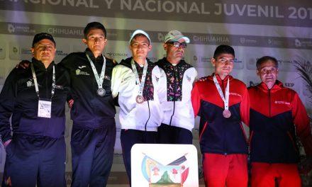 En Sistema Nacional de Competencias, Hidalgo sumó 60 medallas