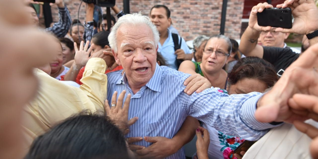 Granier señala venganza política en su contra