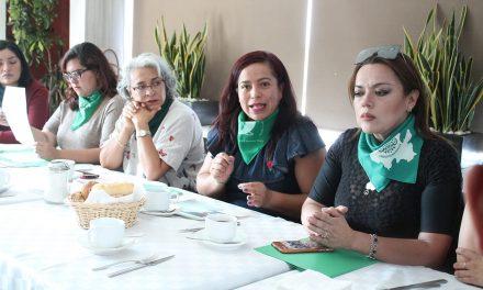 Movimiento Marea Verde pide al Congreso tratar de lleno el tema del aborto
