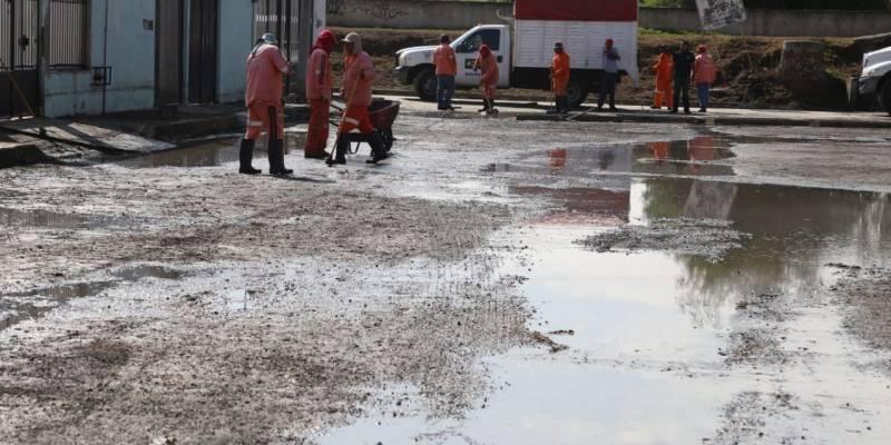 Identifican zonas de riesgo por inundaciones en Pachuca