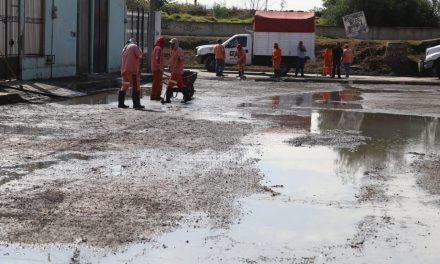 En alerta por inundaciones en zona sur-oriente de Pachuca