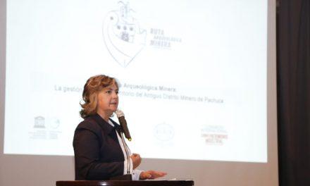 Invierten 2 mdp en Ruta Arqueológica Minera de Pachuca