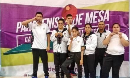 Hidalgo, con cinco pases a Paralimpiada Nacional 2019