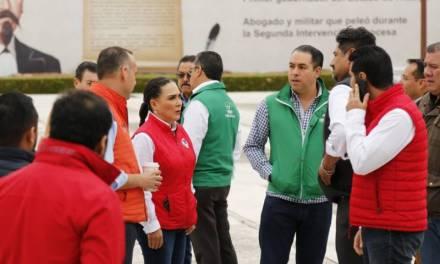 Respeta PRI salida de Lima Morales