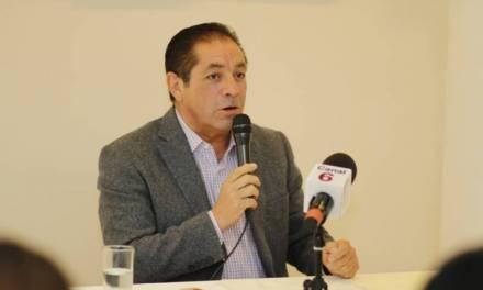 Renuncia José Luis Lima Morales al PRI, buscará la alcaldía de Pachuca