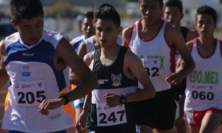 Sánchez y Del Razo pasaron lista en Nacional de Primera Fuerza de Atletismo