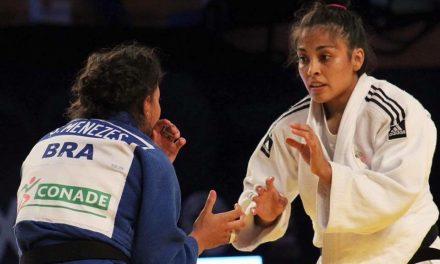 Luz Olvera y Nabor Castillo, tendrán campamento de judo en España