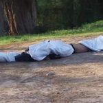 Localizan tres cuerpos en Ixmiquilpan