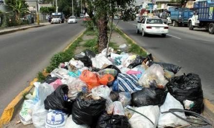 Exhortan a población a realizar una correcta disposición de residuos sólidos