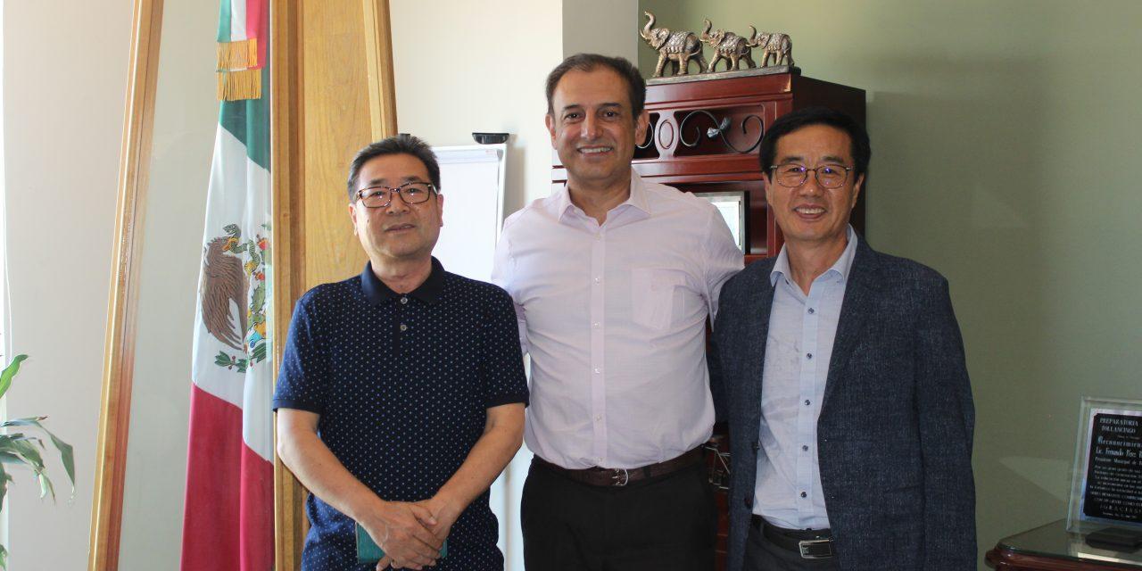 Empresa coreana llega a Tulancingo y generará 500 empleos