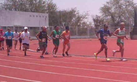 Hidalgo suma cinco medallas en nacional máster de pista y campo en Zapopan