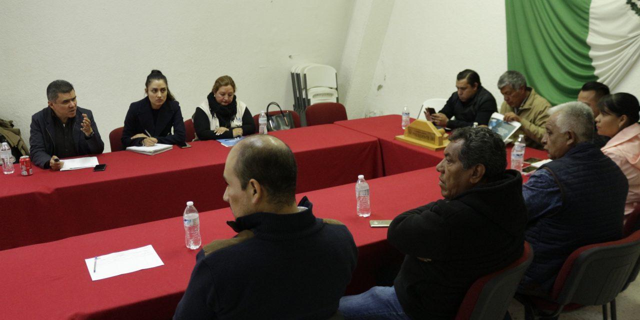 Ayuntamiento de Tizayuca listo para el Censo Nacional de Gobiernos Municipales