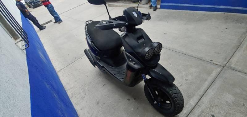 Incrementa en el robo de motocicletas en Tepeapulco