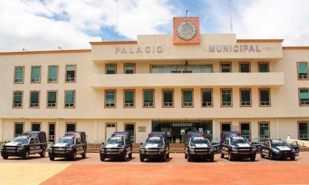 Ayuntamiento de Tulancingo adquiere nuevas patrullas