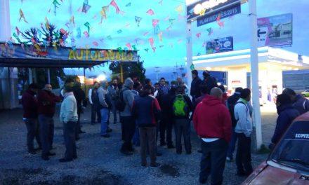 Retrasan servicio de Tuzobús por paro de trabajadores; reclaman pago de utilidades