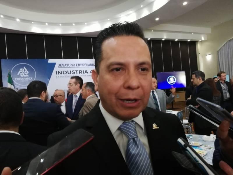 IP a favor de que partidos renuncien a 50 por ciento de su presupuesto público