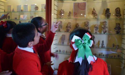 Implementan nuevas estrategias educativas en el museo de Zazacuala