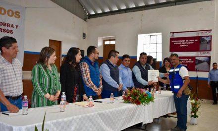 Alcalde de Zapotlán realiza clausura oficial de los Cursos SEDATU 2018