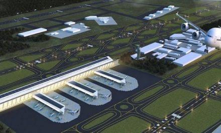 Ordena juez suspensión de obras del aeropuerto de Santa Lucía