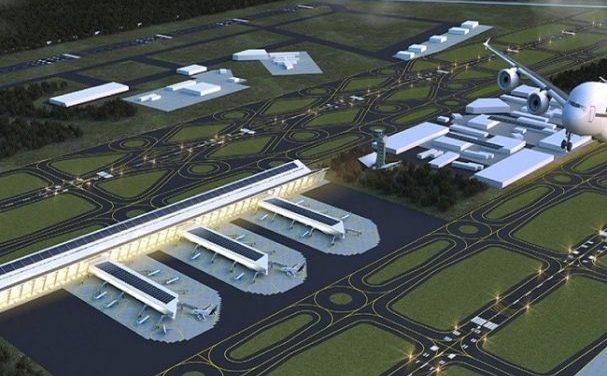 Estudio de impacto ambiental aprueba construcción de Aeropuerto de Santa Lucía