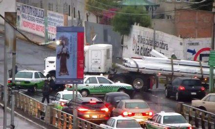 Accidente en Río de las Avenidas deja un lesionado