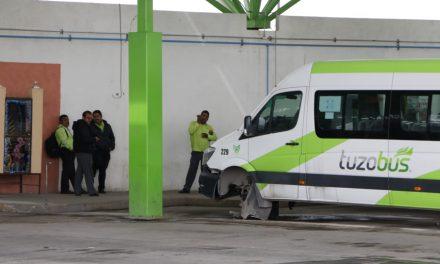 Pedirán socios de Tuzobús intervención del Congresopor revocación de concesión