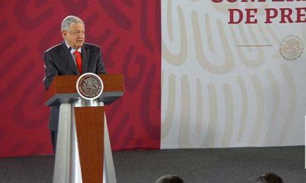 Convoca Amlo a acto de defensa de la dignidad de México, en Tijuana