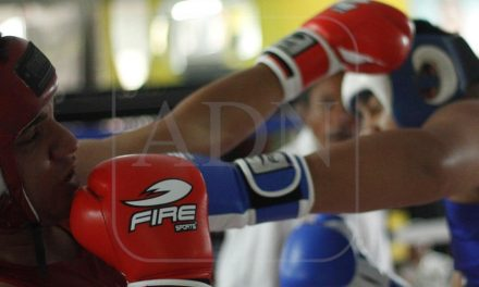 Seleccionados panamericanos de box, hoy en Gym Perea
