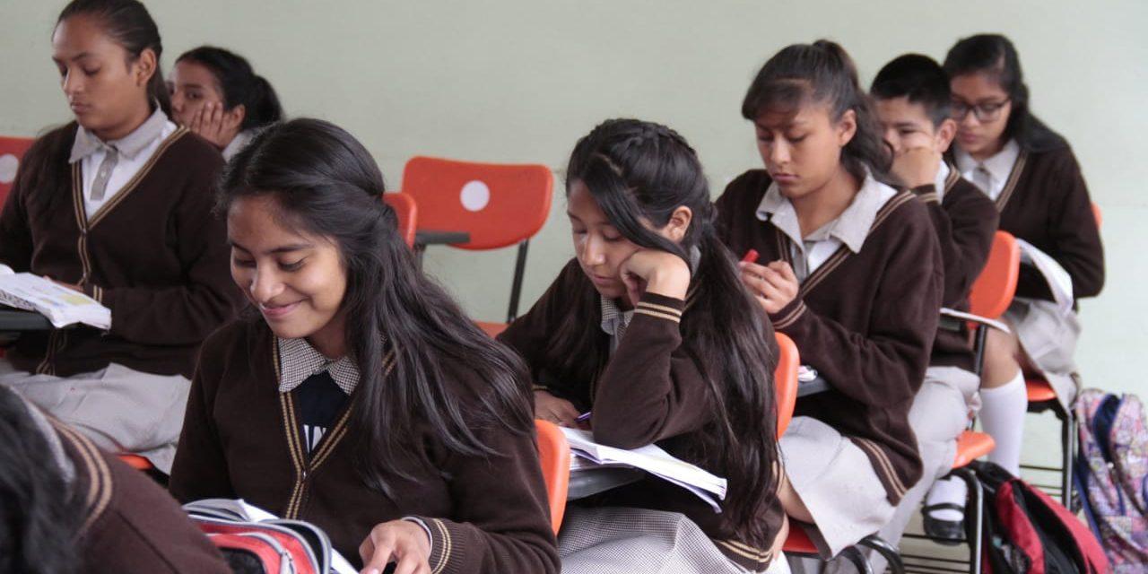 Se aplicará en Hidalgo Prueba Planea a estudiantes de secundaria