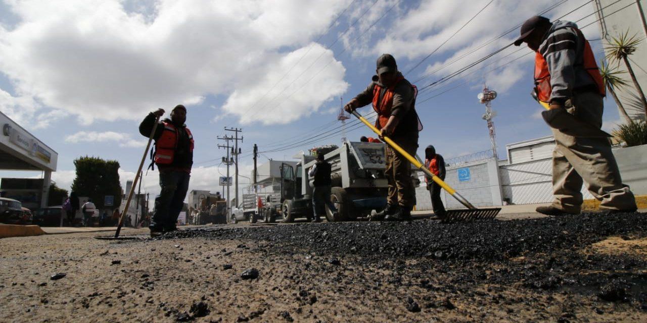 Inventirán 19 mdp para rehabilitar vialidades importantes de Pachuca