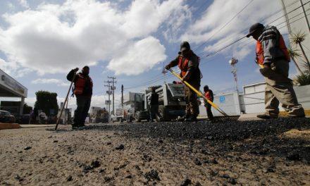 Hay retrasos en obras de rehabilitación de calles en Pachuca, confirma CMIC