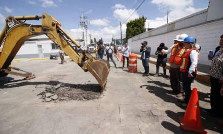Alrededor de 50 calles se han rehabilitado, señala ayuntamiento de Pachuca