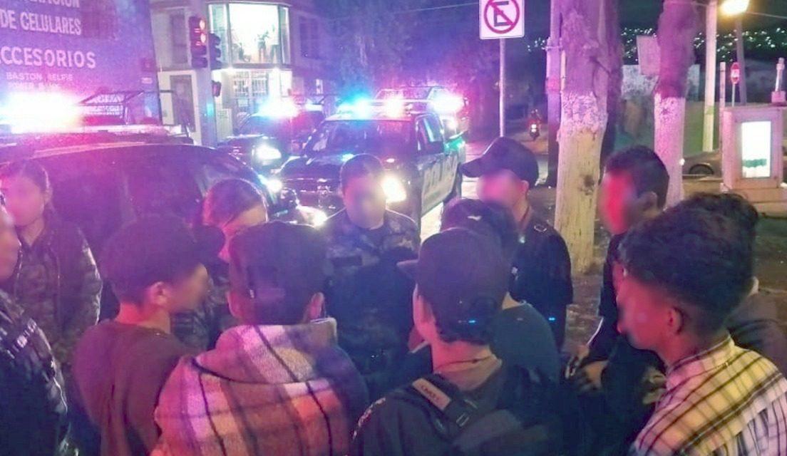 Rescatan a 16 personas presuntamente explotadas laboralmente