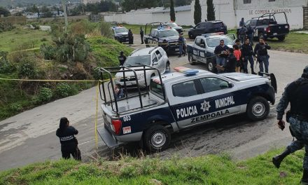 Un muerto y dos heridos, saldo de asalto en Zempoala en entrega de apoyo a adultos mayores