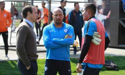 Conejo Pérez diría adiós al futbol profesional tras 25 años de carrera
