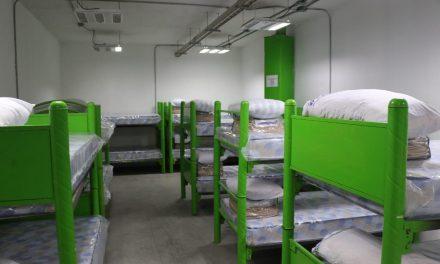 Rehabilitan áreas utilizadas por empleados del Tuzobús