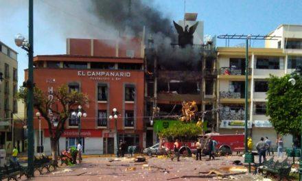 Al menos dos muertos deja explosión de tanque de gas en Tepatitlán, Jalisco