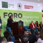 Realizan Foro de derechos sexuales y reproductivos de las mujeres