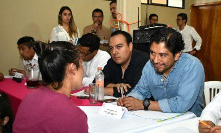 Supervisa Romo avance de agenda de desarrollo económico en Sierra Gorda