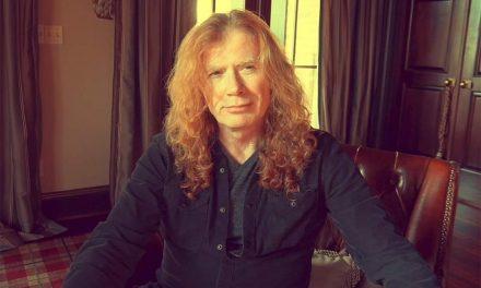Dave Mustaine, líder de Megadeth, fue diagnosticado con cáncer de garganta
