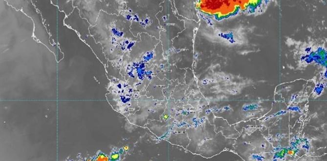 Prevalece ambiente cálido con vientos este lunes en Hidalgo