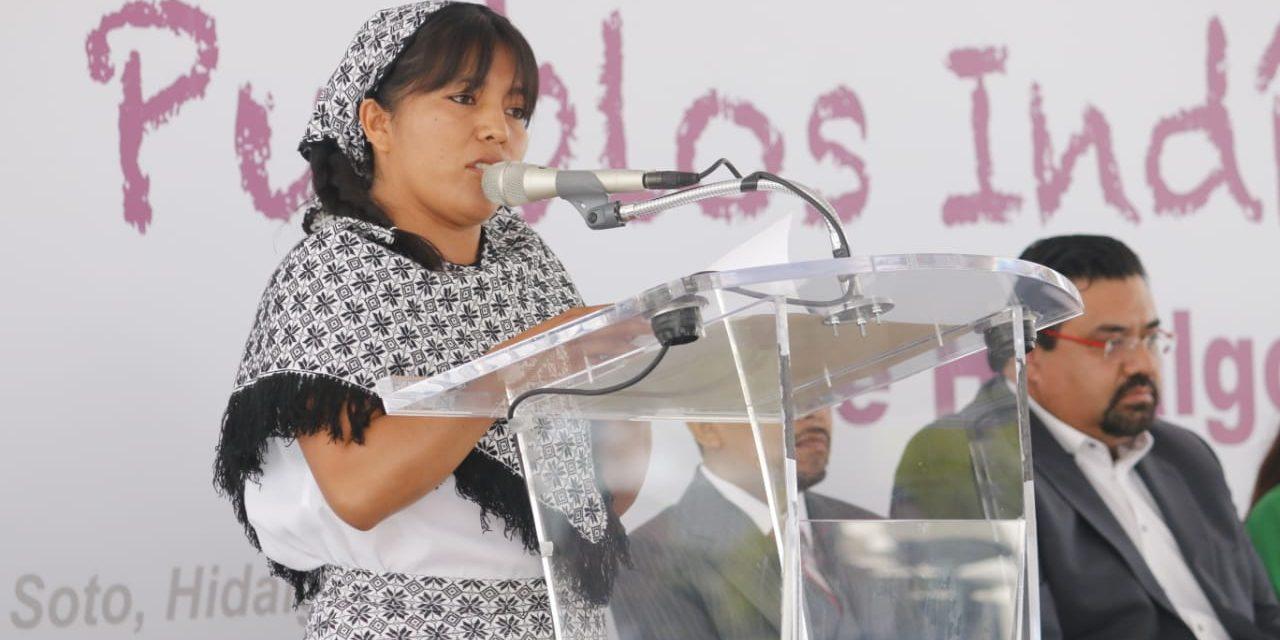 Garantizar la entrega de productos menstruales para mujeres indígenas, proponen diputados