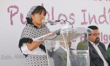 Piden mayor participación indígena en procesos electorales