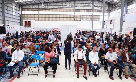 Ofrecieron 470 empleos en Feria del Empleo de Mineral de la Reforma