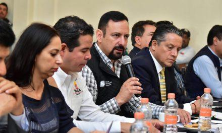 Coordinación de instituciones, fortaleza de estrategia Hidalgo Seguro