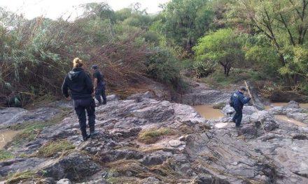 Localizan sin vida a un menor arrastrado por el agua en Zimapán