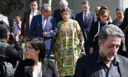 Beatriz Paredes Rangel reafirma ser militante del PRI