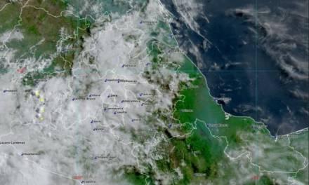 Continúa probabilidad de tormentas fuertes en el estado
